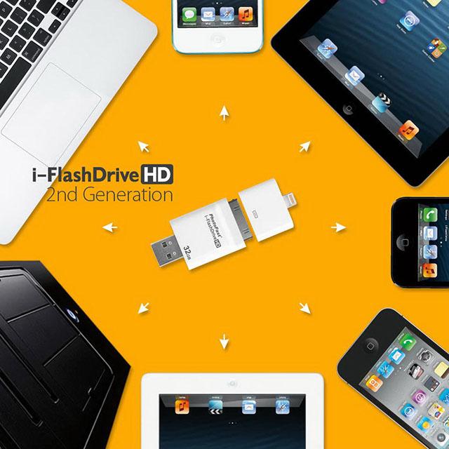 i-flashdrive HD 2nd Generation
