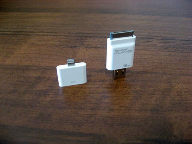 Флеш память для iPad