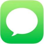 В iOS 7 сообщения iMessage большого размера показываются на весь экран