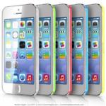 Концепт бюджетного iPhone от Мартина Хайека