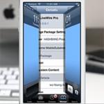 LiveWire Pro: Несколько визуальных эффектов при разблокировке iPhone (jailbreak)