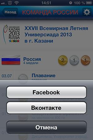 Успехи России в спортивных соревнованиях