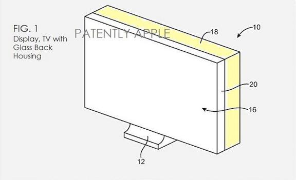 Apple патент