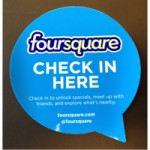 Microsoft присматривается к соцсети Foursquare
