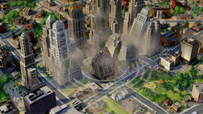 SimCity для Mac OS X