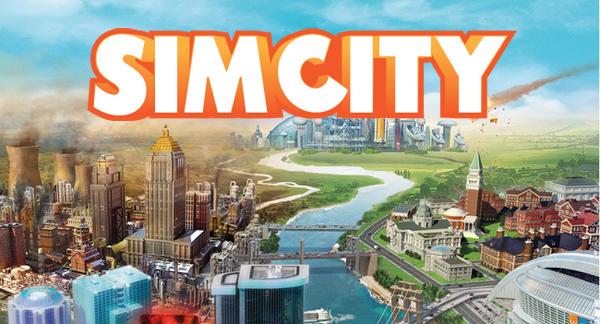 SimCity для Mac