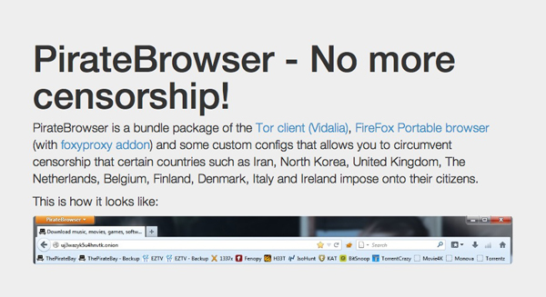 PirateBrowser