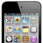 [Cydia] Ultra iMeter: информация о загрузке ЦП и памяти в статусной строке iOS