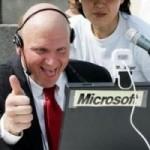Глава Microsoft Стив Балмер уходит в отставку