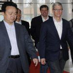 Apple спешит заручиться поддержкой крупнейших операторов Китая к началу продаж новых iPhone