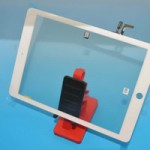 В сети появились новые фотографии передней панели iPad 5