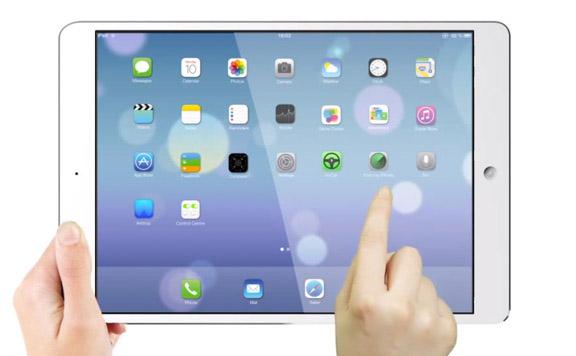 Концепт iPad