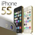 «Золотые» концепты от Мартина Хайека: iPhone 5S и iPad