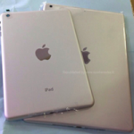 Новые фото задней панели iPad 5