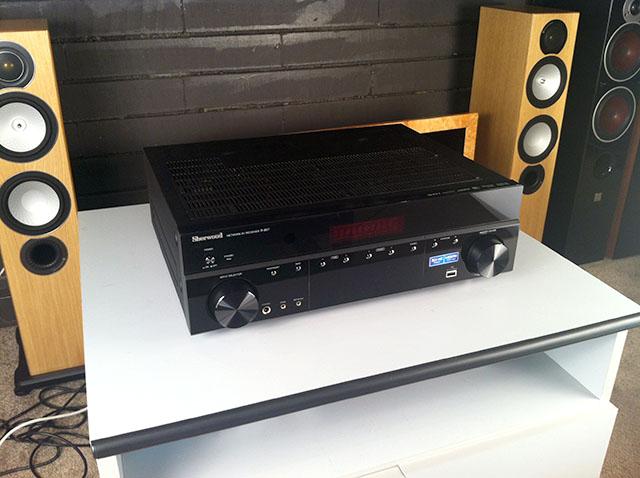 AV-ресивер с поддержкой Wi-Fi-Direct