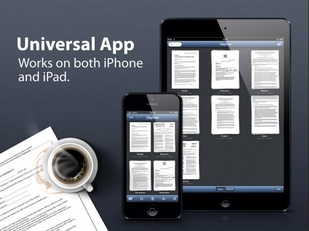Сканируем документы с помощью iPhone