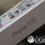 Первые фото распаковки iPhone 5s