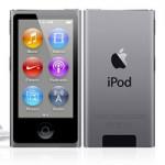 Apple изменила цветовую гамму плееров iPod