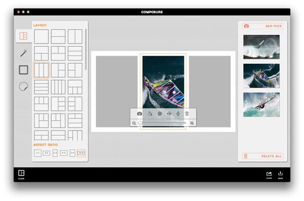 Программа для создания коллажа из фото на компьютере