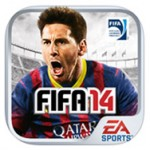 Новый симулятор FIFA 2014 добрался до iOS