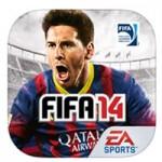 FIFA 14 появилась в российком разделе App Store
