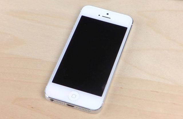 Включение и выключение экрана iPhone взмахом руки