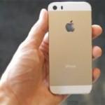 iPhone 5S «цвета шампанского» вызвал протесты производителей вин