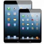 Новые iPad и iPad mini появятся в 4 квартале этого года