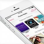 iTunes Radio начинает теснить на рынке главных конкурентов