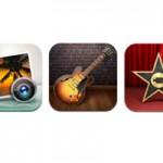 В преддверии выхода iOS 7 Apple обновила iMovie, iPhoto и GarageBand