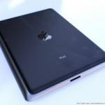 Размеры iPad 5 в наглядном сравнении