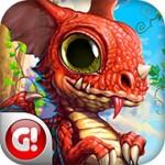 Любовь и драконы HD: Волшебная сказка на iPad