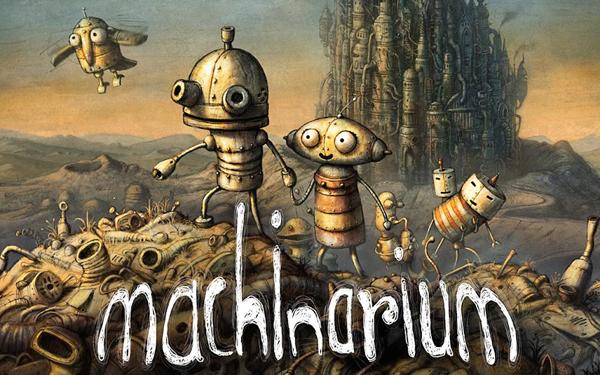 Machinarium для iPhone