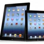 iPad mini и iPad 4 опережают конкурентов по времени отклика экрана