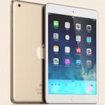 Почему Apple не выпустила «золотые» iPad и iPad mini