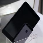 Touch ID будет в iPad 5, но не будет в iPad mini 2