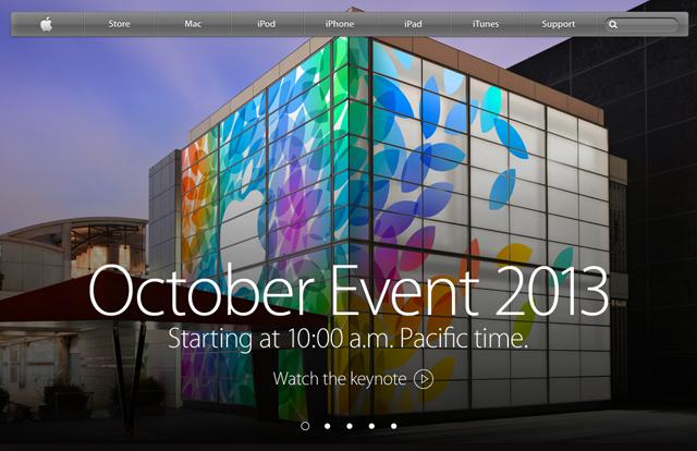 october event 2013