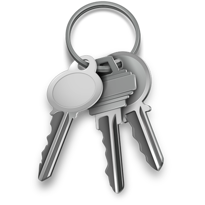Связке ключей