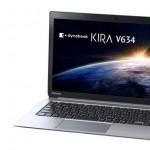 Новый ультрабук от Toshiba может работать от одной зарядки до 22 часов