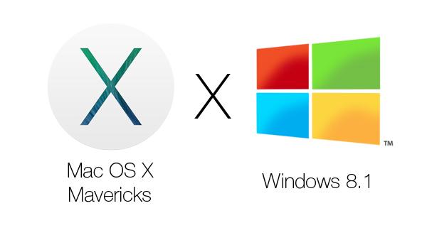 Переход с Windows на OS X