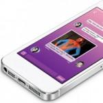 Концепт интерфейса Viber для iOS 7