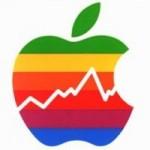 Стоимость акций Apple продолжает расти