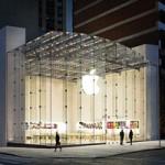 Apple Store растет медленне чем остальная компания