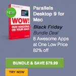 Parallels Bundle: 8 отличных приложений всего за $80