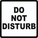 Настройка функции «Не беспокоить» в OS X
