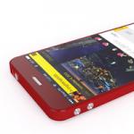 Новый концепт iPhone Air с клиновидным корпусом
