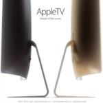 Концепт телевизора Apple с изогнутым экраном