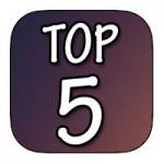 Тор-5: интересные игры для iOS. Выпуск №1