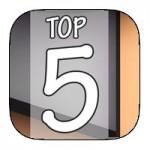 Тор-5: интересные приложения для iOS. Выпуск №1