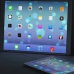 Новая информация о 12,9-дюймовом iPad Pro: 4К-дисплей и дебют в октябре 2014